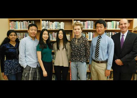Class of 2019 National Merit Semifinalists