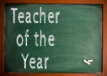 Nominations for Teacher of the Year, 2018-2019