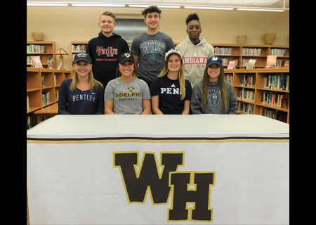2019-2020 November College Signing Day