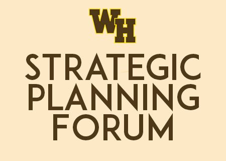 WHRHS Strategic Planning Community Forums