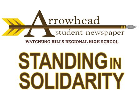 Arrowhead News - Standing in Solidarity