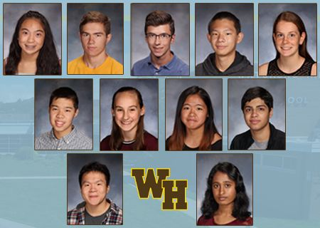 Class of 2021 National Merit Semifinalists