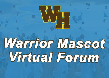 Warrior Mascot Virtual Forum