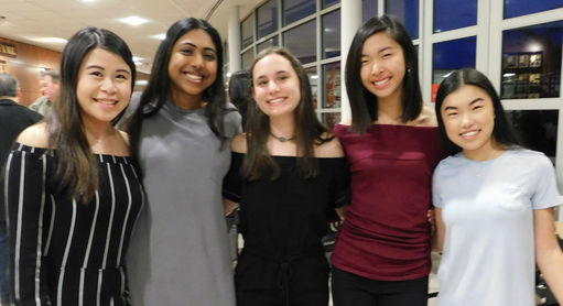 2018 World Languages Honor Societies