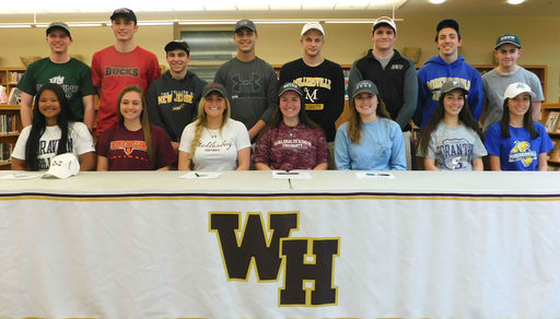April 30 Athletic Signings